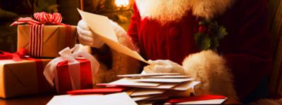 А вы написали письмо Деду Морозу