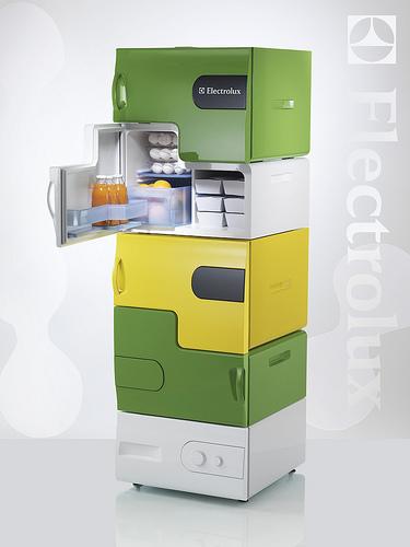 Мой волшебный холодильник