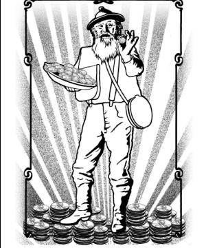 """Ритуал на привлечение денег """"Веселый волшебник"""""""