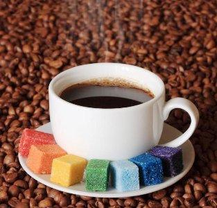 Жизнь - это кофе. Наслаждайтесь!