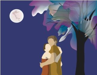 Лунный календарь любви и отношений на март  2011 года