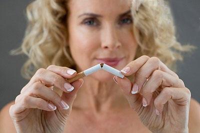 Настрой против курения Георгия Сытина
