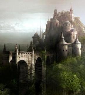 Сказка о старом замке