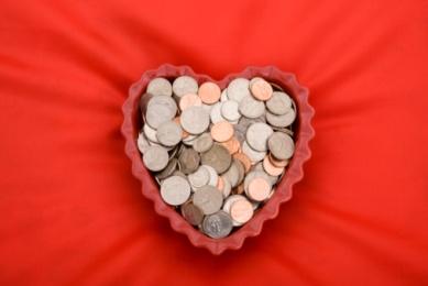 Ритуал с монетками для привлечения любви