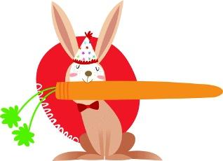Опытный Кролик - сказка от Эльфики
