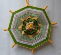 Плетение мандалы – воплощаем древнее искусство