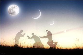Вселенная исполняет желания... в Новолуние!
