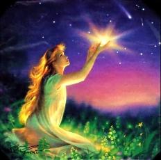звезду хватаю - желание исполняю