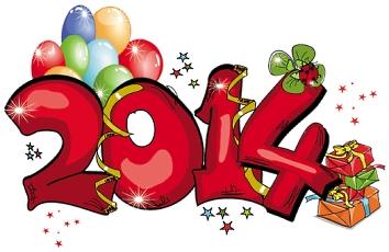 как встретить новый 2014 год