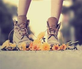 утри слезинки, помой ботинки!
