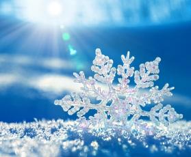снежинка - волшебная мандала