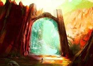 прогулки через мистические врата