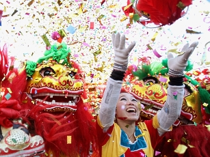 как встречать китайский новый год 2016