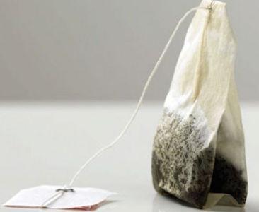 чайный пакетик для новогоднего желания