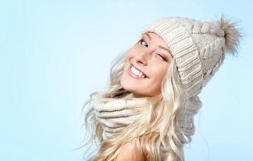 шапку надевайте, да негатив убирайте