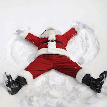 день снежного ангела