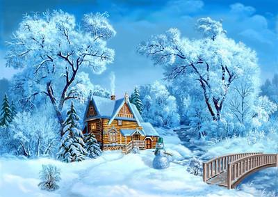 зимние ритуалы для исполнения желаний