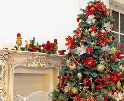 куда и как поставить новогоднюю елку