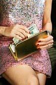 кошелек привлекает деньги