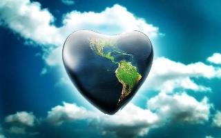 Поток Любви планете Земля
